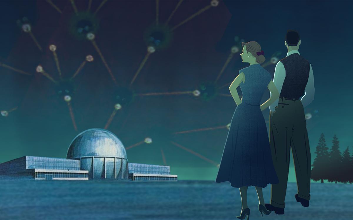 The Atom & Us